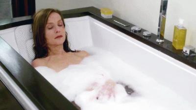 Isabelle Huppert, paul verhoeven