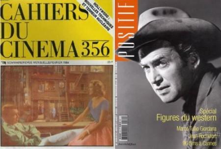 Cahiers du Cinéma, Positif