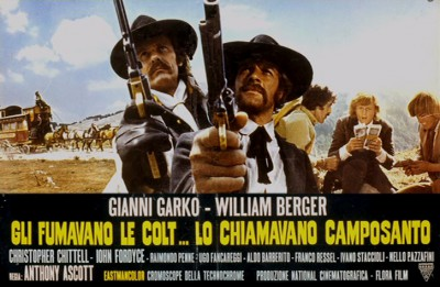 giuliano carnimeo,gianni garko,william berger