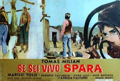 western,cinéma,giulio questi,tomas milian
