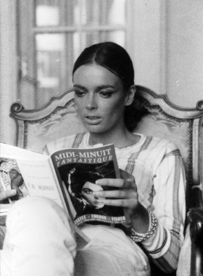 barbara steele,midi-minuit fantastique